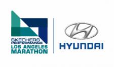 La Marathon Stacked Logo